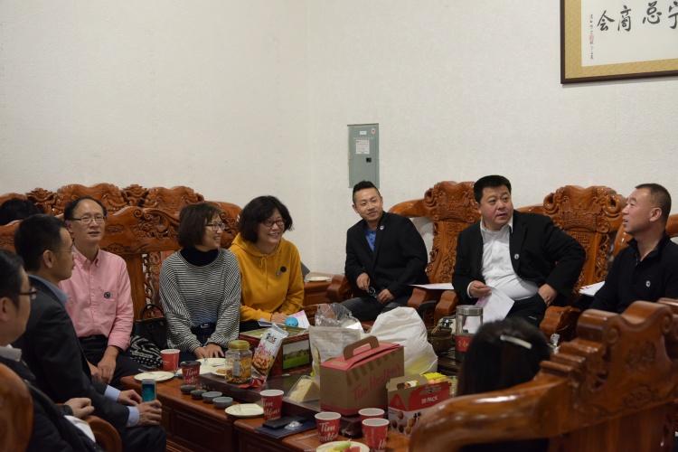 辽宁总商会于12月1日召开2018年春晚筹备会