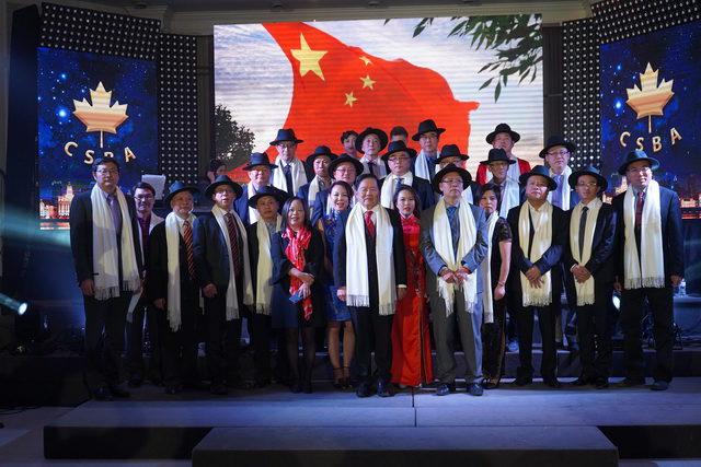 【上海之夜】新年酒会700余人欢聚一堂共庆新春