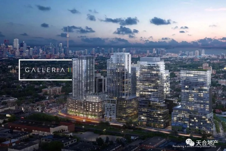 Galleria 3公寓楼盘十月震撼来袭!大型优质整体规划社区公寓楼盘!未来租金涨幅最快社区,投资潜力绝佳!