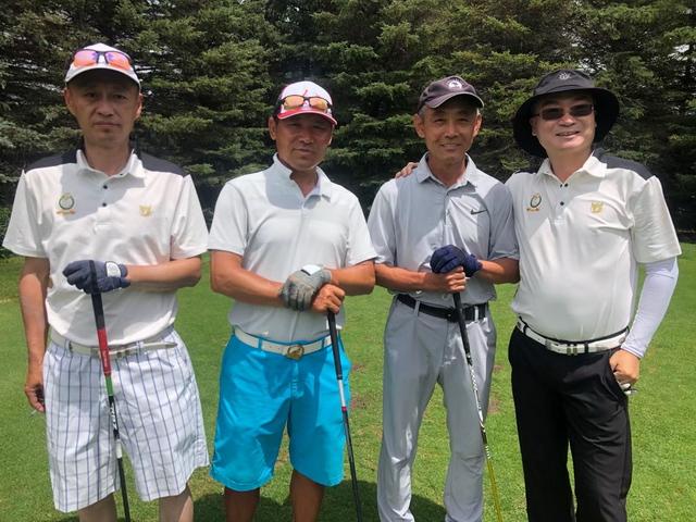 加拿大辽宁总商会诚邀河南商会景阳冈高尔夫球队举行高尔夫球友谊赛